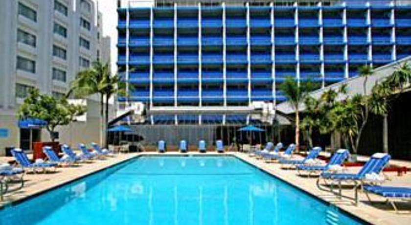 Фото отеля Four Points by Sheraton Los Angeles International Airport 3*