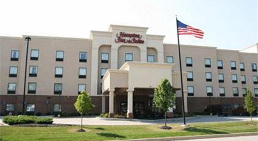Фото отеля Hampton Inn & Suites Brownsburg 3*