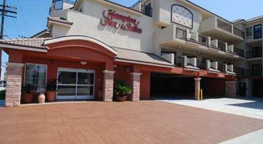 Фото отеля Hampton Inn & Suites Hermosa Beach 3*