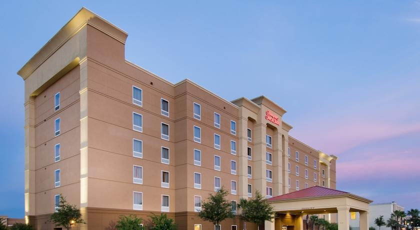 ���� ����� Hampton Inn & Suites Lakeland-South Polk Parkway 3*
