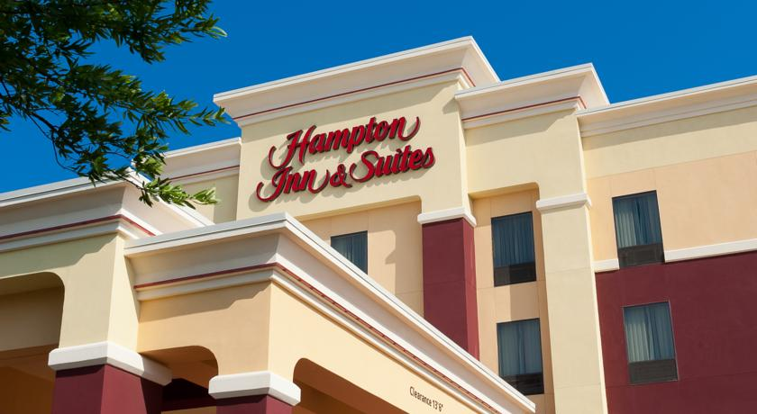 ���� ����� Hampton Inn & Suites Tulsa Central 2*
