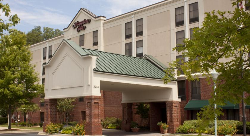 Фото отеля Hampton Inn Atlanta - Mall Of Georgia 3*