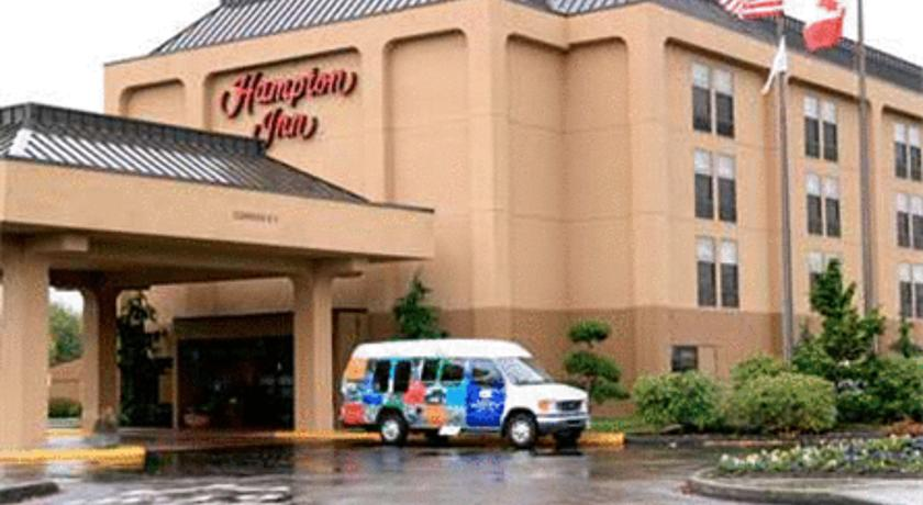 Фото отеля Hampton Inn Bellingham-Airport 3*