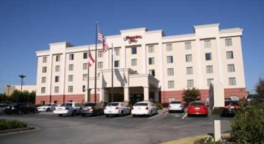 Фото отеля Hampton Inn Columbus - North 2*
