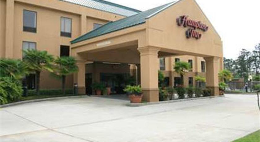 Фото отеля Hampton Inn Covington 3*