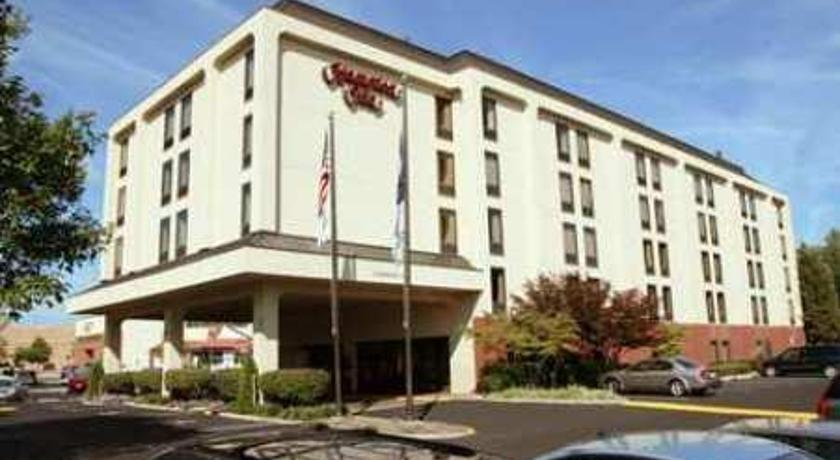 Фото отеля Hampton Inn Fairfax City 3*