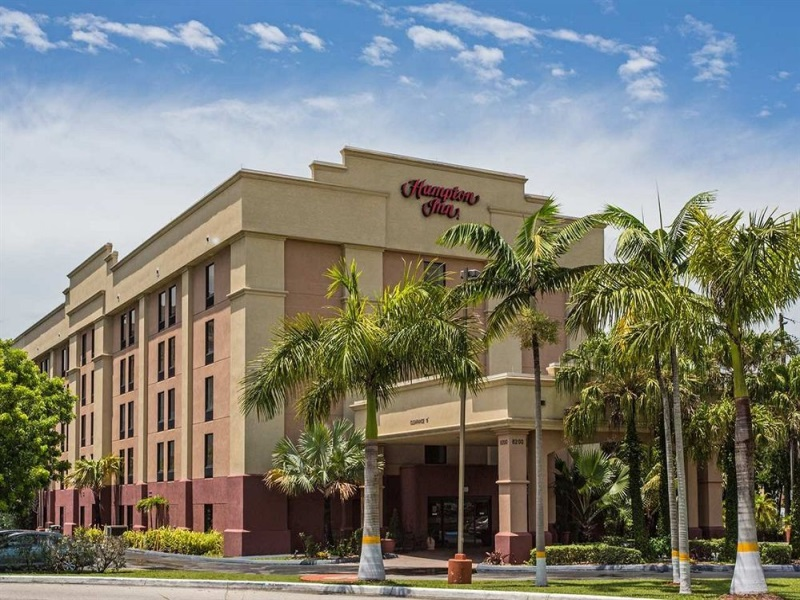 Фото отеля Hampton Inn Miami 3*