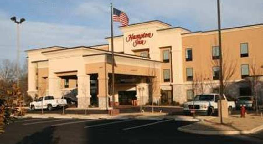 Фото отеля Hampton Inn Monticello 3*