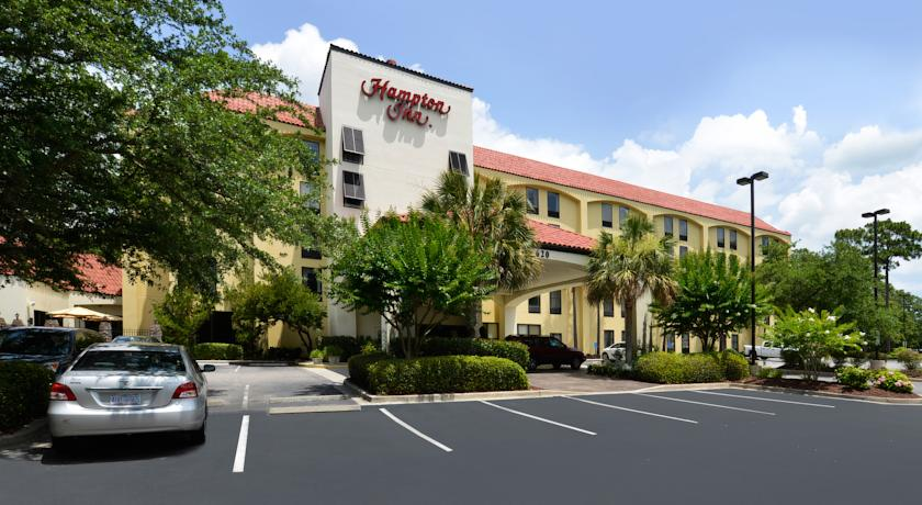 Фото отеля Hampton Inn Myrtle Beach-Northwood 3*