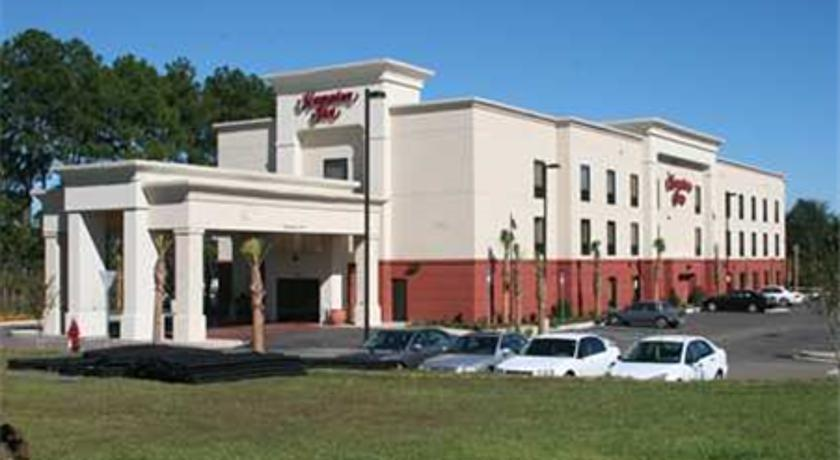 Фото отеля Hampton Inn Quincy 3*