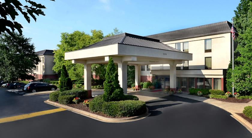 Фото отеля Hampton Inn Raleigh-Town Of Wake Forest 3*