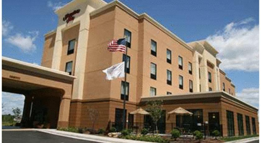 Фото отеля Hampton Inn Ringgold-Fort Oglethorpe 3*