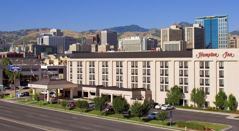 Фото отеля Hampton Inn Salt Lake City-Downtown 3*