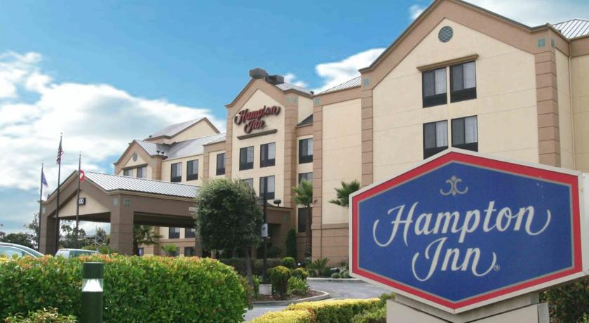 Фото отеля Hampton Inn San Francisco Airport 3*