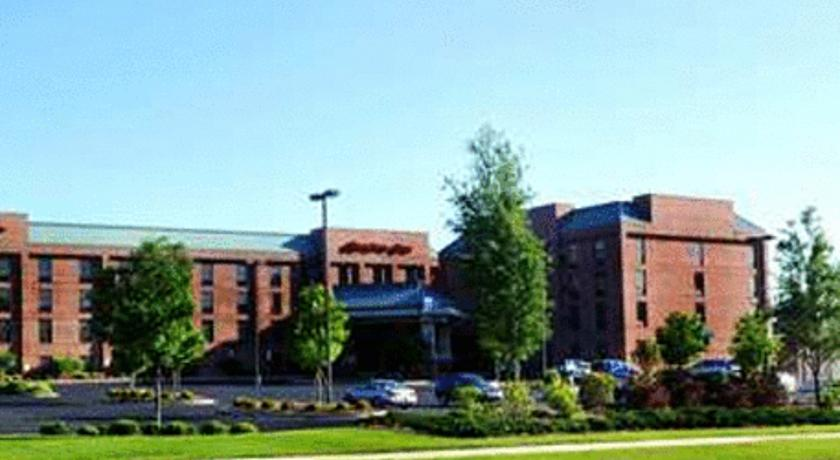 Фото отеля Hampton Inn Wilmington-Medical Park 3*