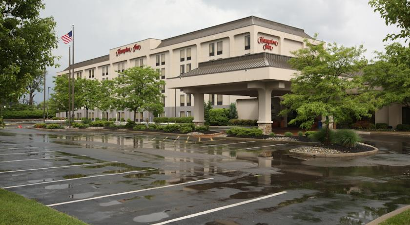 Фото отеля Hampton Inn Woodbridge 3*