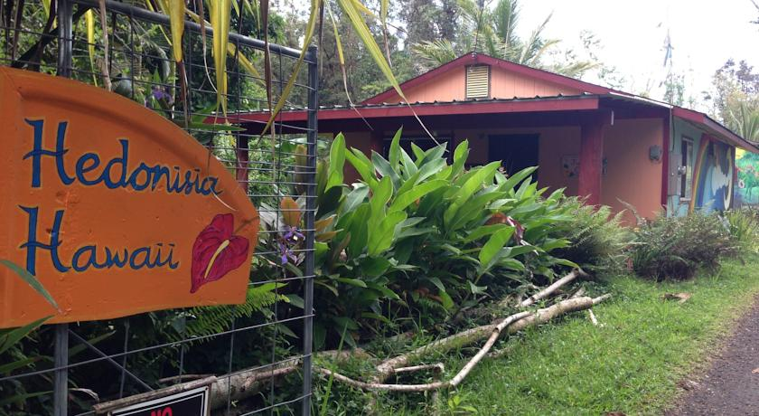 Фото отеля Hedonisia Hawaii Eco-Hostel -