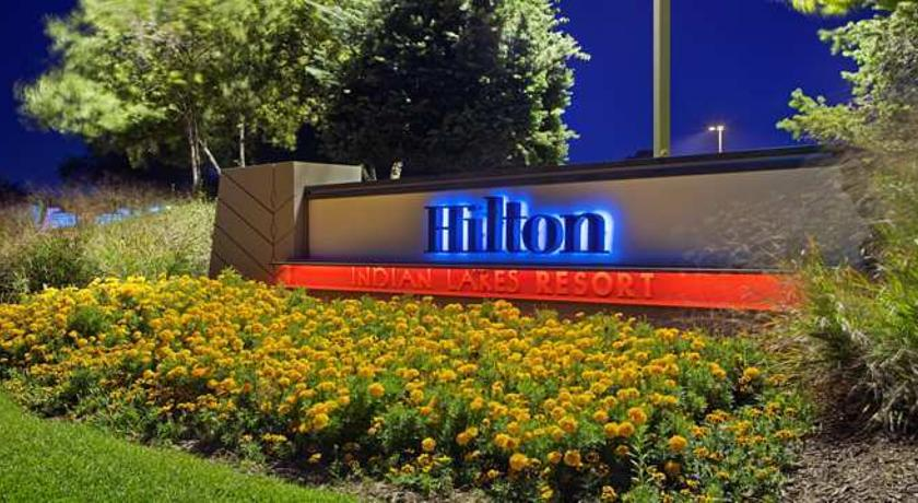 Фото отеля Hilton Chicago-Indian Lakes Resort 3*