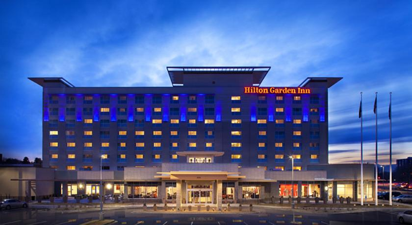 Фото отеля Hilton Garden Inn Denver - Cherry Creek 4*