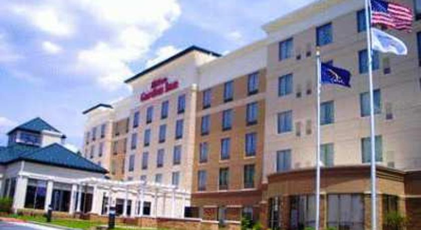 Фото отеля Hilton Garden Inn Indianapolis South - Greenwood 3*
