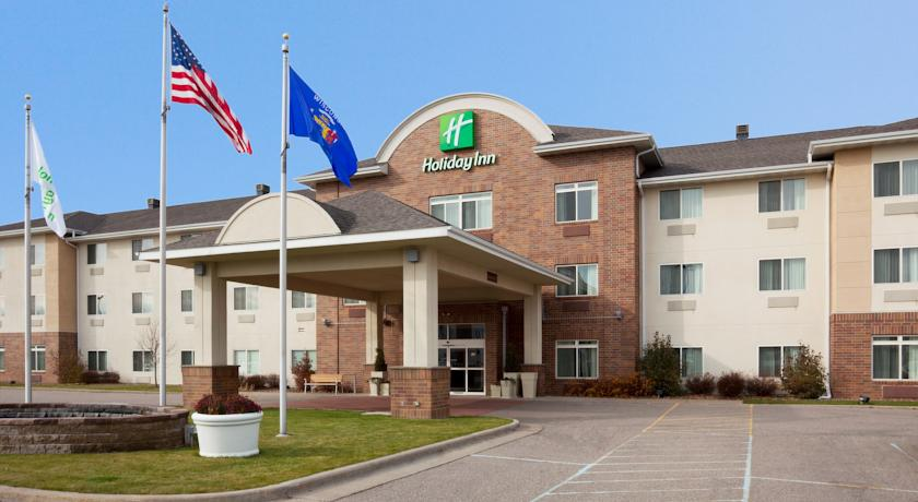 Фото отеля Holiday Inn Conference Ctr Marshfield 3*