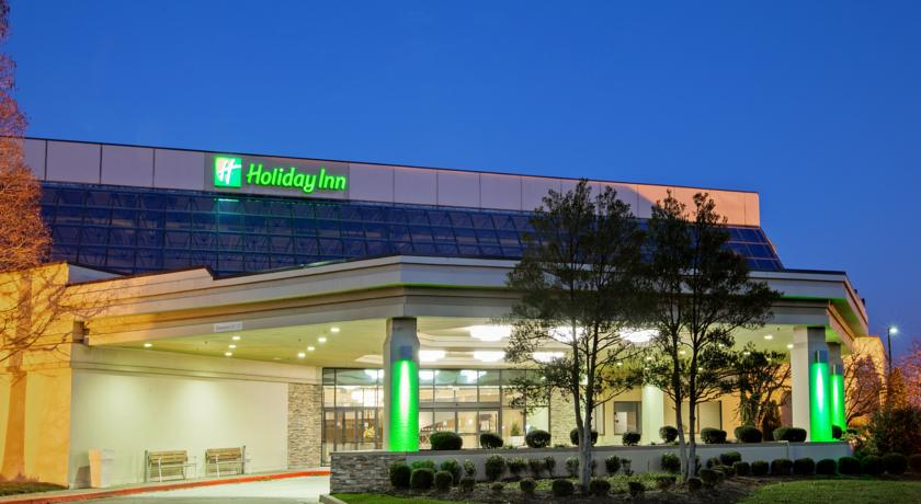 Фото отеля Holiday Inn Evansville Airport 3*