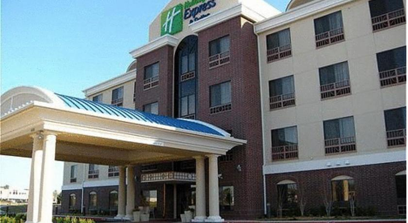 Фото отеля Holiday Inn Express & Suites Bartlesville 2*