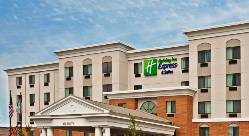 Фото отеля Holiday Inn Express & Suites Chicago West-OHare Airport Area 2*