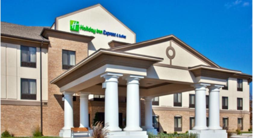 Фото отеля Holiday Inn Express & Suites Crawfordsville 2*