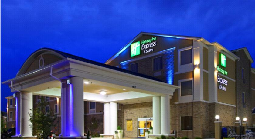 Фото отеля Holiday Inn Express & Suites Knoxville West - Papermill Drive 2*