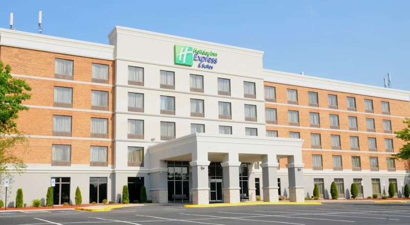Фото отеля Holiday Inn Express & Suites Laurel Lakes 2*