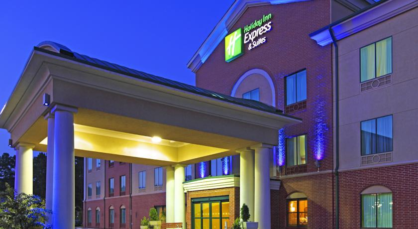 Фото отеля Holiday Inn Express & Suites Little Rock West 3*