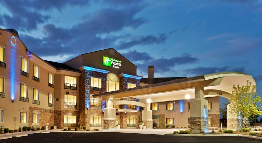 Фото отеля Holiday Inn Express & Suites Nampa 2*