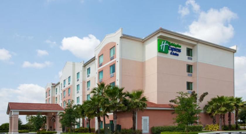 Фото отеля Holiday Inn Express & Suites Pembroke Pines-Sheridan St 2*