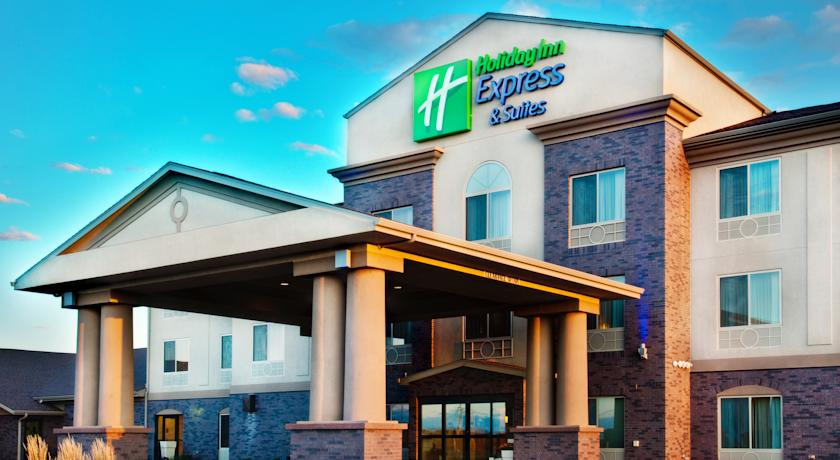 Фото отеля Holiday Inn Express & Suites Sheldon 2*