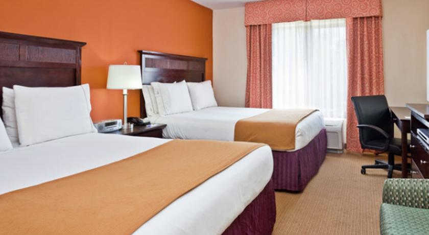 Фото отеля Holiday Inn Express Chattanooga-Hixson 2*