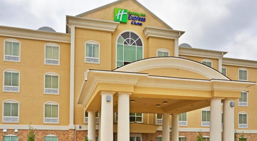 Фото отеля Holiday Inn Express Denison North - Lake Texoma 2*