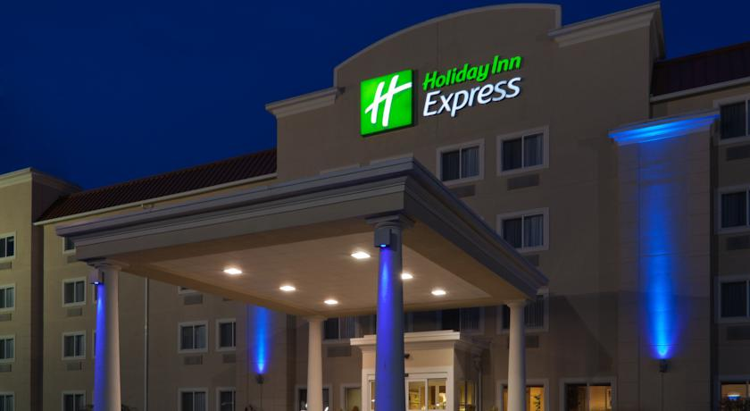Фото отеля Holiday Inn Express Evansville West 2*