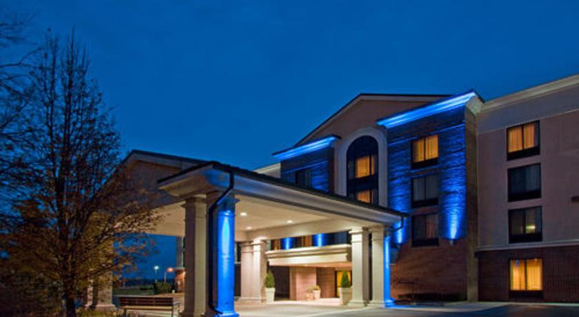 ���� ����� Holiday Inn Express Hotel & Suites 2*