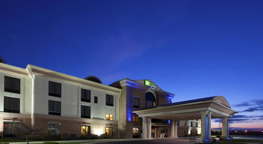 Фото отеля Holiday Inn Express Hotel & Suites Bowling Green 3*