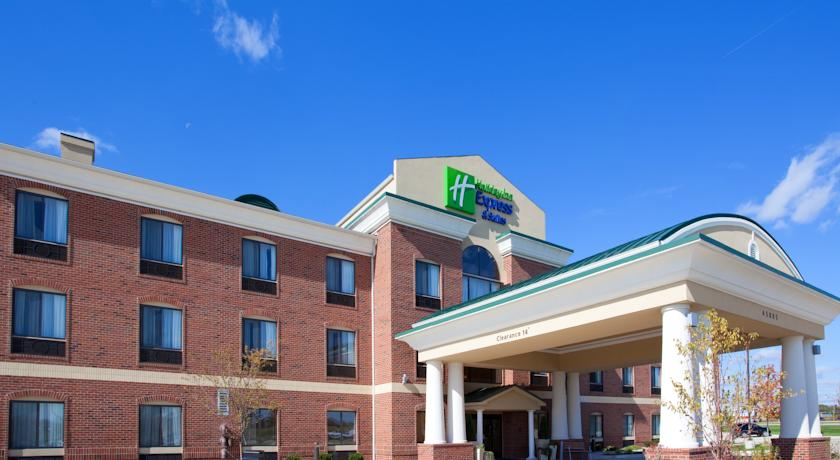 Фото отеля Holiday Inn Express Hotel & Suites Chesterfield 2*