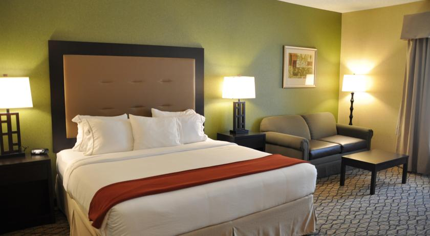 ���� ����� Holiday Inn Express Hotel & Suites Christiansburg 2*