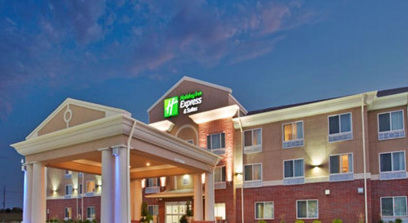 ���� ����� Holiday Inn Express Hotel & Suites El Dorado 2*