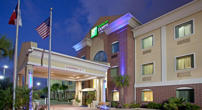 Фото отеля Holiday Inn Express Hotel & Suites Houston Med Center-Reliant Pk 2*
