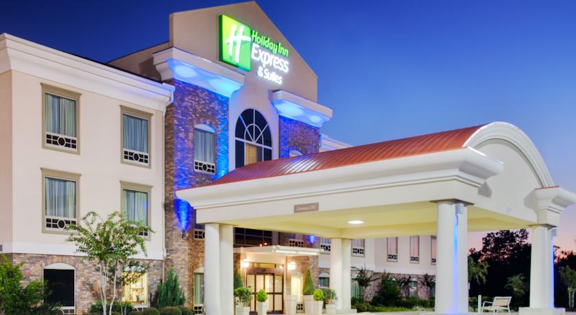 Фото отеля Holiday Inn Express Hotel & Suites Jasper 3*