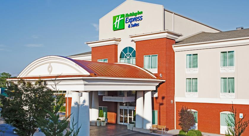Фото отеля Holiday Inn Express Hotel & Suites Lenoir City - Knoxville Area 2*