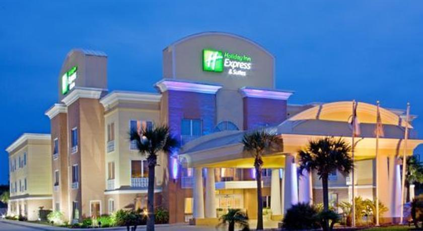 Фото отеля Holiday Inn Express Hotel & Suites Port Aransas Beach Area 3*