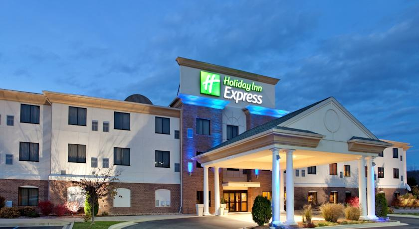Фото отеля Holiday Inn Express Hotel & Suites Rolla univ Of Missouri Rolla 2*