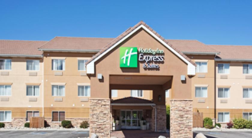 Фото отеля Holiday Inn Express Hotel & Suites Sandy - South Salt Lake City 2*