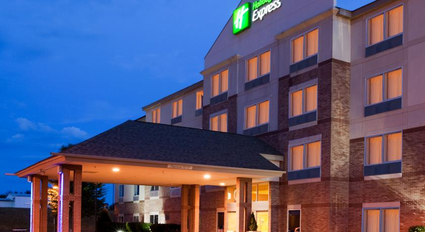 Фото отеля Holiday Inn Express Hotel & Suites St Croix Valley 2*